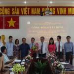 Công bố các Quyết định chuẩn y BCH Đảng ủy Bộ phận Phân viện Học viện tại TP. Hồ Chí Minh nhiệm kỳ 2020 - 2025 và Bằng khen của Bộ trưởng Bộ Nội vụ