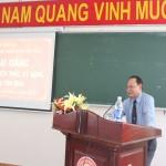 Khai giảng Lớp bồi dưỡng kiến thức, kỹ năng, nghiệp vụ tôn giáo tại Phân viện Học viện TP. Hồ Chí Minh