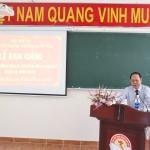 Khai giảng Lớp bồi dưỡng ngạch Chuyên viên Cao cấp khóa II năm 2020 tại Phân viện Học viện TP. Hồ Chí Minh