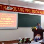 Khai giảng Lớp bồi dưỡng lãnh đạo, quản lý cấp Huyện khóa III và IV  năm 2020 tại Phân viện Học viện Hành chính Quốc gia tại Thành phố Hồ Chí Minh