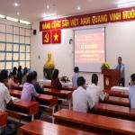Khai giảng Lớp bồi dưỡng lãnh đạo, quản lý cấp Huyện và tương đương  khóa 7/2020 tại Phân viện Học viện Hành chính Quốc gia tại Thành phố Hồ Chí Minh