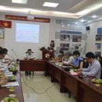 """Tọa đàm khoa học """"Đánh giá thực hiện chính sách đối với cán bộ công chức và những người hoạt động không chuyên trách cấp xã trên địa bàn Thành phố Hồ Chí Minh theo nghị định số 34/2019/NĐ-CP của Chính phủ"""""""