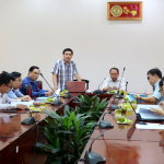 """Tọa đàm khoa học """"Mở rộng hợp tác, liên kết trong nghiên cứu khoa học của Phân viện Học viện Hành chính Quốc gia tại Thành phố Hồ Chí Minh"""""""