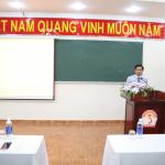 Bế giảng lớp bồi dưỡng lãnh đạo, quản lý cấp huyện và tương đương khóa 3, khóa 4 năm 2020 tổ chức tại Phân viện Học viện Hành chính Quốc gia tại Thành phố Hồ Chí Minh