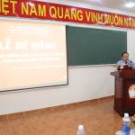 Bế giảng lớp bồi dưỡng lãnh đạo, quản lý cấp Sở và tương đương Khóa 23/2020 tổ chức tại Phân viện Học viện Hành chính Quốc gia tại TP.Hồ Chí Minh
