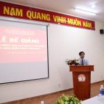Bế giảng lớp bồi dưỡng lãnh đạo, quản lý cấp huyện và tương đương khóa 7 năm 2020 tổ chức tại Phân viện Học viện Hành chính Quốc gia tại Thành phố Hồ Chí Minh