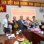 Lễ công bố và trao Quyết định tặng Huy hiệu 40 năm tuổi Đảng,  Huy hiệu 30 năm tuổi Đảng
