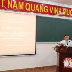 Bế giảng lớp bồi dưỡng lãnh đạo, quản lý cấp Sở và tương đương Khóa 25/2020 tổ chức tại Phân viện Học viện Hành chính Quốc gia tại Thành phố Hồ Chí Minh