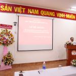 Lễ bế giảng lớp Bồi dưỡng lãnh đạo, quản lý cấp Vụ và tương đương khóa 33/2020 tổ chức tại Phân viện Học viện Hành chính Quốc gia tại Thành phố Hồ Chí Minh