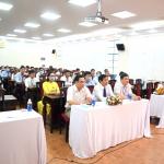 Lễ bế giảng lớp Bồi dưỡng lãnh đạo, quản lý cấp Vụ và tương đương khóa 39/2020 tổ chức tại Phân viện Học viện Hành chính Quốc gia tại Thành phố Hồ Chí Minh