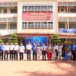 Lễ kỷ niệm 90 năm ngày thành lập Đoàn Thanh niên Cộng sản Hồ Chí Minh tại Phân viện Học viện Hành chính Quốc gia tại Thành phố Hồ Chí Minh