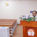 Lễ khai giảng lớp bồi dưỡng lãnh đạo, quản lý cấp Huyện và tương đương khóa I năm 2021
