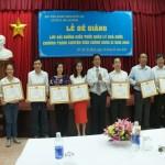 Bế giảng Lớp bồi dưỡng kiến thức QLNN ngạch Chuyên viên chính khóa XI/2015