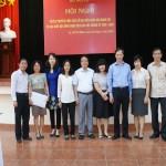 Hội nghị tuyên truyền cuộc bầu cử Đại biểu Quốc hội khóa XIV và Đại biểu HĐND các cấp nhiệm kỳ 2016 - 2021 tại Học viện Hành chính Quốc gia Cơ sở TP. Hồ Chí Minh