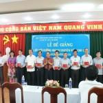 Bế giảng lớp Bồi dưỡng ngạch Chuyên viên Cao cấp Khóa II năm 2016 tại cơ sở Học viện TP. Hồ Chí Minh