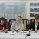 Tiếp và Làm việc với Đoàn chuyên gia của Hiệp hội giáo dục Quốc tế Canada