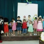 Tổ chức vui tết thiếu nhi 1/6 tại Học viện Hành chính Quốc gia Cơ sở tại TP.HCM