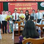 Đại hội lần thứ II Đảng bộ Bộ phận Học viện Hành chính Quốc gia Cơ sở Tp. Hồ Chí Minh (nhiệm kỳ 2015-2020)