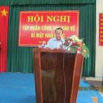 Hội nghị tập huấn công tác bảo vệ bí mật nhà nước tại Phân viện Khu vực Tây Nguyên