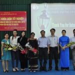 Phân viện khu vực Tây Nguyên tổ chức bảo vệ khóa luận tốt nghiệp hệ chính quy cử tuyển khóa I(KCT1)