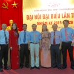 Đoàn đại biểu Phân viện khu vực Tây Nguyên dự đại hội Đảng lần thứ 10 của Học Viện Hành Chính Quốc Gia nhiệm kỳ 2015 - 2020