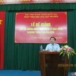 Lễ Bế giảng lớp Bồi dưỡng kiến thức quản lý nhà nước chương trình chuyên viên mở tại Phân viện khu vực Tây Nguyên