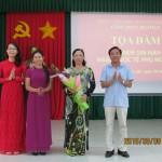 Tọa đàm kỷ niệm 106 năm ngày Quốc tế phụ nữ tại Phân viện khu vực Tây Nguyên