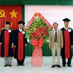 Phân viện khu vực Tây Nguyên tổ chức Lễ bế giảng lớp Đại học hành chính văn bằng 1, hệ vừa làm vừa học KH11.TC85, khóa 2011 – 2016