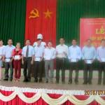 Bế giảng lớp bồi dưỡng ngạch chuyên viên mở tại huyện Ea H'leo, tỉnh Đắk Lắk