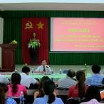 Hội nghị sơ kết công tác 6 tháng đầu năm và triển khai công tác 6 tháng cuối năm 2016