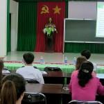 Phân viện khu vực Tây Nguyên tổ chức lớp học quán triệt nghị quyết đại hội XII của Đảng