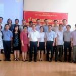 Phân viện khu vực Tây Nguyên tổ chức thành công bảo vệ luận văn thạc sĩ chuyên ngành Luật hiến pháp - Luật hành chính LH1.TN2