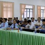 Khai giảng lớp Bồi dưỡng ngạch chuyên viên khoá II năm 2016  tổ chức tại Phân viện khu vực Tây Nguyên