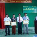 Phân viện khu vực Tây Nguyên tổ chức Lễ bế giảng lớp bồi dưỡng ngạch chuyên viên tổ chức tại huyện Cư Jút, tỉnh Đắk Nông