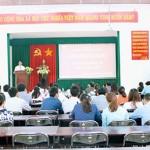 Phân viện khu vực Tây Nguyên tổ chức Lễ khai giảng lớp Cao học Quản lý công (khoá 22) và lớp Cao học Luật hiến pháp và luật hành chính (Khoá 4)