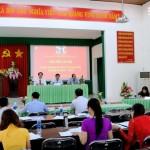 Chi bộ Phân viện khu vực Tây Nguyên và Chi bộ sinh viên III tổ chức đại hội nhiệm kỳ 2017-2020