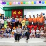 Phân viện khu vực Tây Nguyên tổ chức Trung thu cho các cháu là con của viên chức, người lao động tại Phân viện