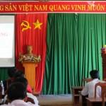 Phân viện khu vực Tây Nguyên tổ chức Khai giảng lớp Bồi dưỡng ngạch chuyên viên tại huyện Tuy Đức tỉnh Đắk Nông