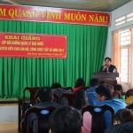 Phân viện khu vực Tây Nguyên tổ chức Khai giảng lớp Bồi dưỡng ngạch chuyên viên tại huyện Đắk Song tỉnh Đắk Nông