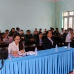 Phân viện khu vực Tây Nguyên tổ chức Khai giảng lớp Bồi dưỡng ngạch chuyên viên tại huyện Đắk R'Lấp tỉnh Đắk Nông