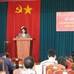 Phân viện khu vực Tây Nguyên tổ chức Khai giảng lớp Bồi dưỡng ngạch chuyên viên tại huyện Đắk Glong tỉnh Đắk Nông