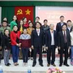 Lễ bế giảng lớp Bồi dưỡng nghạch Chuyên viên khóa II/2017 tổ chức tại Phân viện khu vực Tây Nguyên