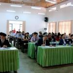 Lễ khai giảng Đào tạo trình độ thạc sĩ Quản lý công đợt 2 năm 2017 mở tại Phân viện khu vực Tây Nguyên