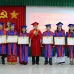 Phân viện khu vực Tây Nguyên tổ chức Lễ bế giảng lớp Đại học Hành chính KH12.TC95, văn bằng 1, hệ vừa làm vừa học
