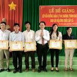 Phân viện Học viện Hành chính Quốc gia khu vực Tây Nguyên tổ chức Lễ bế giảng lớp Bồi dưỡng ngạch chuyên viên mở tại huyện Cư Jut, tỉnh Đắk Nông