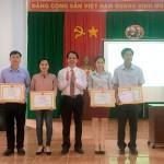 Phân viện Học viện Hành chính Quốc gia khu vực Tây Nguyên tổ chức Lễ bế giảng lớp bồi dưỡng ngạch chuyên viên mở tại huyện Tuy Đức, tỉnh Đắk Nông