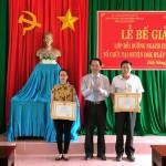 Phân viện Học viện Hành chính Quốc gia khu vực Tây Nguyên tổ chức Lễ bế giảng lớp bồi dưỡng ngạch chuyên viên mở tại huyện Đắk R'lấp, tỉnh Đắk Nông