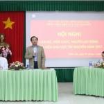 Phân viện khu vực Tây Nguyên tổ chức Hội nghị cán bộ, công chức, viên chức và người lao động năm 2017