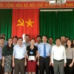 Phân viện Học viện Hành chính Quốc gia khu vực Tây Nguyên tổ chức Lễ bế giảng lớp bồi dưỡng ngạch chuyên viên chính mở tại huyện Tuy Đức, tỉnh Đắk Nông