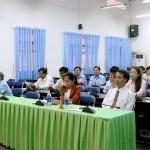Phân viện Học viện Hành chính Quốc gia khu vực Tây Nguyên tổ chức Lễ khai giảng lớp Bồi dưỡng ngạch chuyên viên chính khóa I năm 2018